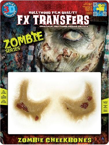 Professionele Wond FX - Zombie Cheekbones