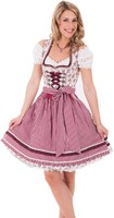 Dirndl Scattered Blooms Luxe (60cm)