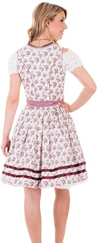 Dirndl Scattered Blooms Luxe (60cm) -2