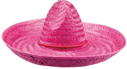 Sombrero Santiago Pink