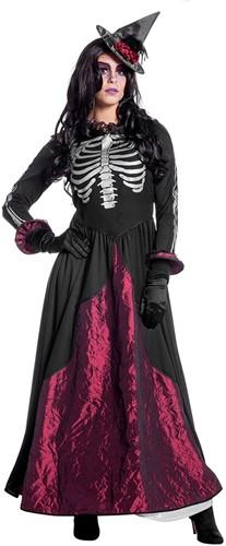 Halloween Jurk Goddess of Death voor dames