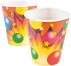 Beker Party Balls 10st