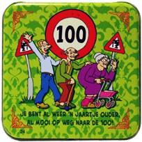 Pocket Tin Op naar 100