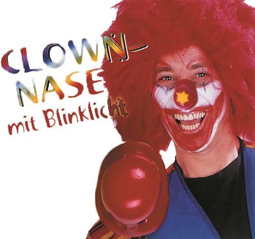 Clownsneus+licht