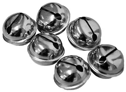 Belletjes Zilver (24x)