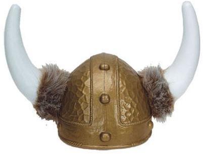 Viking Helm met Haar