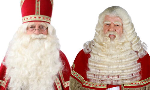 Baard Sinterklaas