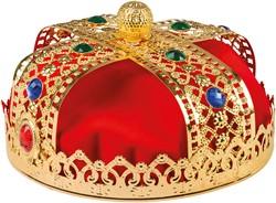 Koningskroon Goud Luxe (Metaal)