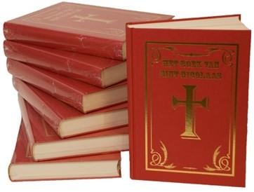 Sinterklaasboek Luxe (Extra dik)