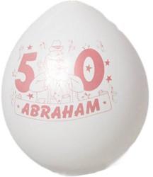 Ballonnen 8st Abraham