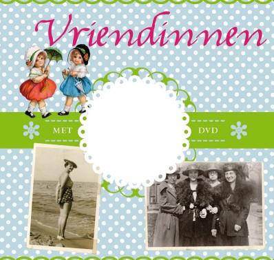 Boek Vriendinnen (met DVD)