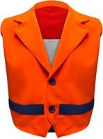 Gilet Oranje