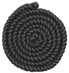 Wolcrepe 1mtr Zwart
