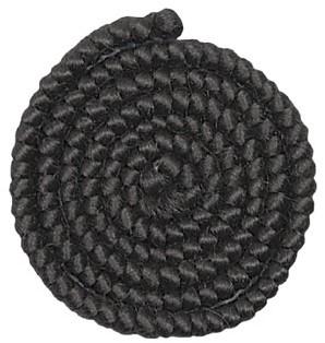 Grimas Wolcrepe nr. 16 Zwart (1mtr)