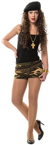 Hotpants Camouflage