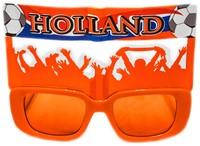 Bril Click-On Spandoek Oranje-2