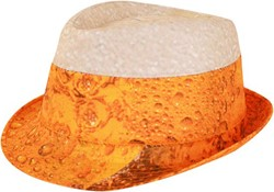 Trendy Bier Hoedje