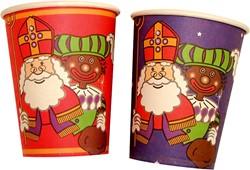 Bekers Sinterklaas Sint & Piet