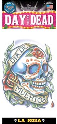 Tattoo Day of the Dead La Rosa