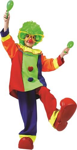 Clown Kostuum 2-delig