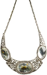 Halsketting Koningin Luxe Zilver