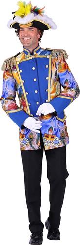 Carnavalsjas Spectacular Pearl voor heren