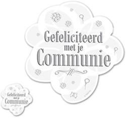 Placemet+Onderzetters Communie 4st
