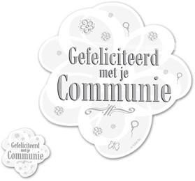 Placemats + Onderzetters Communie 4st
