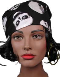 Piraten Hoofddoek Skull