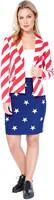 Dameskostuum OppoSuits American Woman-2
