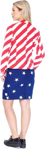 Dameskostuum OppoSuits American Woman-3