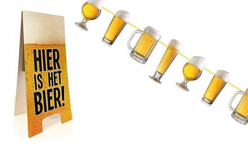 Bier Decoratie