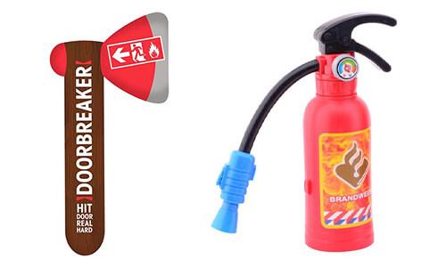 Brandweer Accessoires