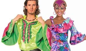 Brazilliaanse & Samba carnaval kostuum kopen bij Carnavalsland