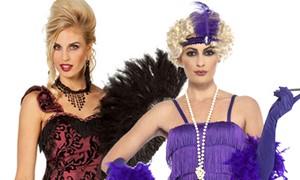 Carnavalsaccessoires Burlesque & Charleston