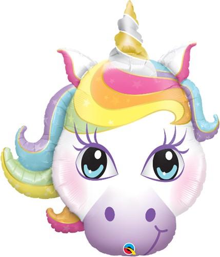 Folieballon Magical Unicorn Supershape (97cm)