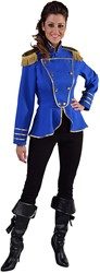 Damesjas Uniform Blauw