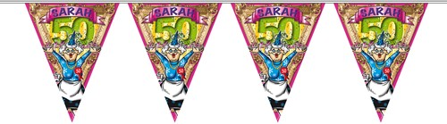 Vlaggenlijn Sarah Stripes