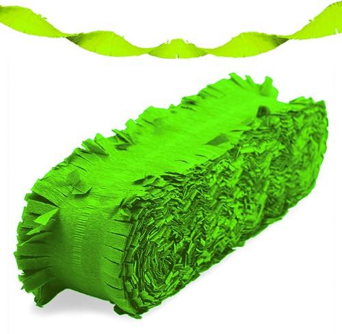 Draai Guirlande Neon Groen (18m)