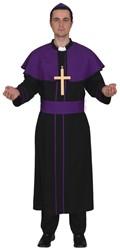 Kostuum Kardinaal Paars