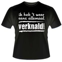T-shirt Verknald