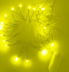 LED Verlichting Geel