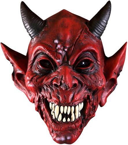 El Diablo Duivel Masker Latex