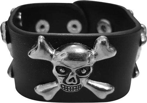 Punk Armband Crossbones Doodshoofden