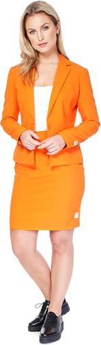 Dameskostuum OppoSuits Foxy Orange