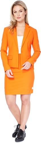 Dameskostuum OppoSuits Foxy Orange-2