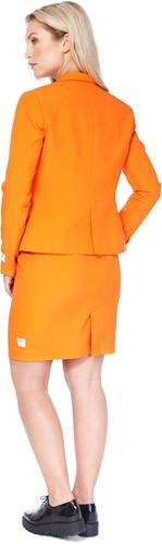 Dameskostuum OppoSuits Foxy Orange-3