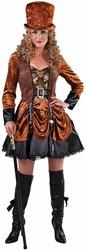 Dameskostuum Steampunk Luxe