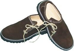 Tiroler Schoenen Donkerbruin Luxe
