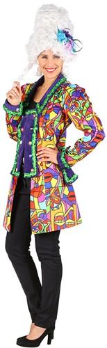 Damesjas Carnavale Picasso (fluweel)